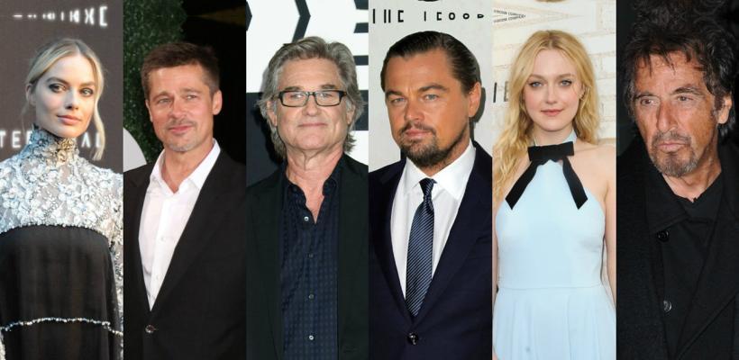 Quentin Tarantino recibe críticas por la falta de diversidad en el elenco de su nueva película