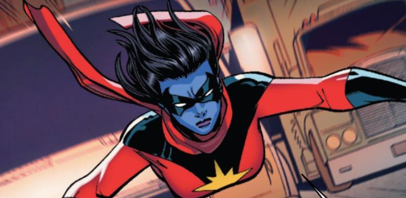 Capitana Marvel: primer vistazo a la villana y confirman fin del rodaje