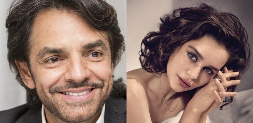 Eugenio Derbez y Emilia Clarke entre los invitados a formar parte de La Academia