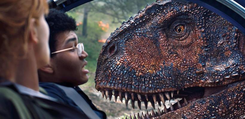 Jurassic World: El Reino Caído se desploma en taquilla a una semana de su estreno