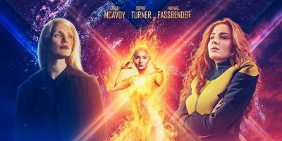 X-Men: Dark Phoenix    Mercancía revela los trajes de los personajes
