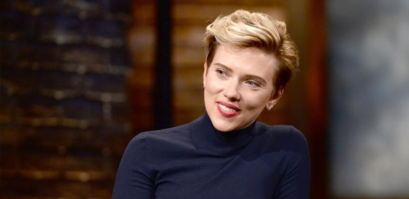 Scarlett Johansson es criticada por su nueva película y ella responde