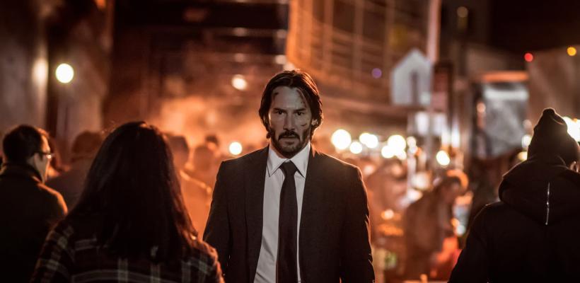 Keanu Reeves revela el título oficial de John Wick 3