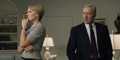 Patricia Clarkson dice que Robin Wright salvó House of Cards tras el despido de Kevin Spacey