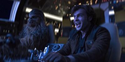 Han Solo: Una Historia de Star Wars ya superó la taquilla de El Imperio Contraataca