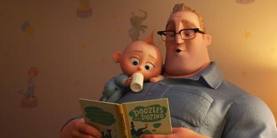Los Increíbles 2 se convierte en la película de dibujos animados más taquillera en Estados Unidos
