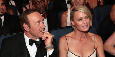 House of Cards: Robin Wright habla por primera vez sobre su relación con Kevin Spacey