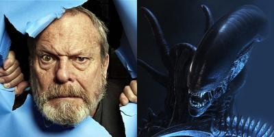 Terry Gilliam arremete contra la franquicia Alien: son películas de fábrica