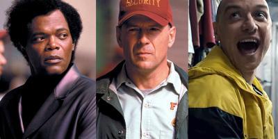Primeras imágenes oficiales de Glass: James McAvoy, Bruce Willis y Samuel L. Jackson juntos