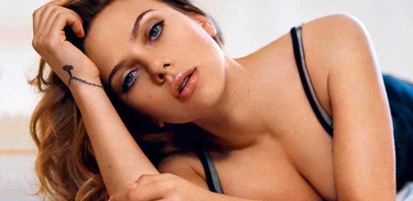 Scarlett Johansson es alabada por actores GLAAD por abandonar Rub and Tug