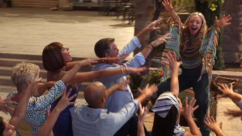 Mamma Mia¡ Vamos Otra Vez (2018)