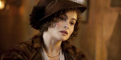The Crown: primeras fotos de Helena Bonham Carter como la Princesa Margarita