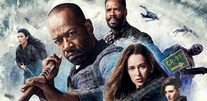 Comic Con 2018: Fear the Walking Dead lanza avance de la segunda parte de la temporada 4