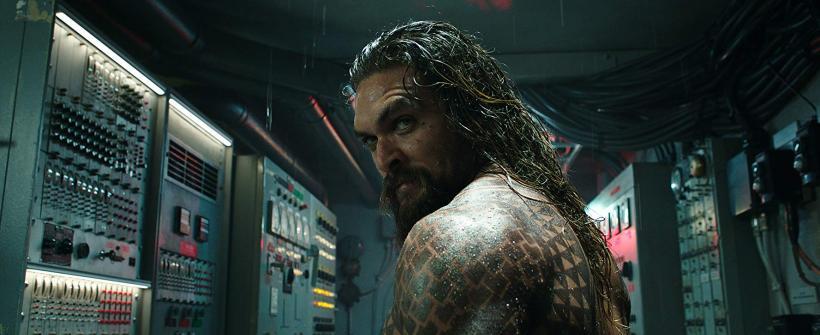 Aquaman - Tráiler 1 (Subtitulado)