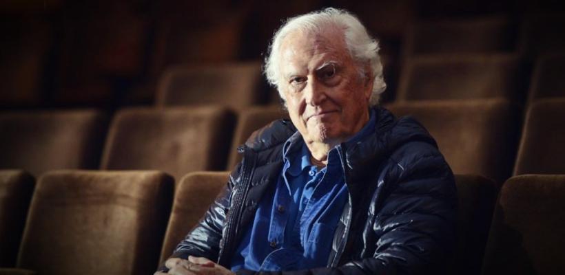 Fernando E. Solanas recibe la Medalla Cineteca Nacional