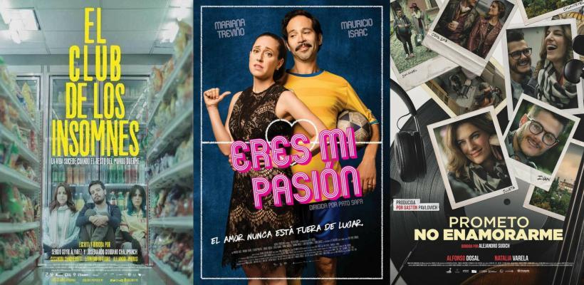 El cine mexicano estrenado en cartelera durante junio 2018