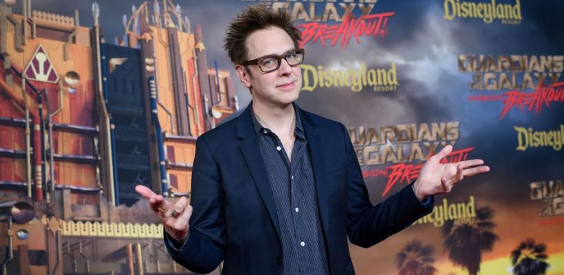 Petición para restituir a James Gunn como director de Guardianes de la Galaxia ya tiene más de 200 mil firmas