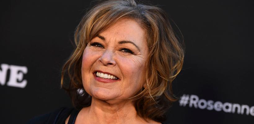 """Roseanne Barr se siente """"asqueada"""" de que la gente apoye a James Gunn y a ella no"""