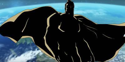 Reign of the Supermen: primer vistazo a los personajes y las secuencias iniciales de la película