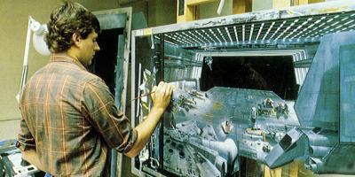 La magia del matte painting: la creación de escenarios fantásticos en el cine antes del CGI