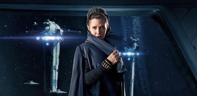 Star Wars: Episodio IX confirma su elenco y el regreso de Mark Hamill ¡y Carrie Fisher!