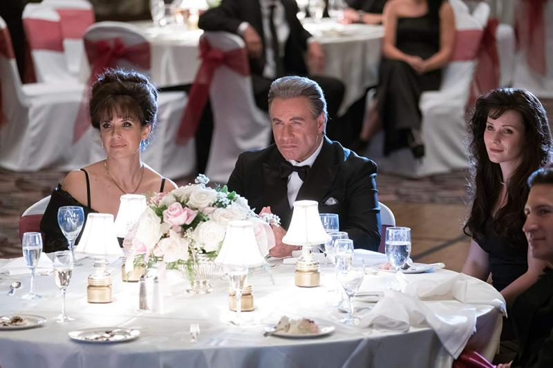 John Travolta y Kelly Preston - Photo by Brian Douglas - © Lionsgate Premiere - Image courtesy gettyimages.com