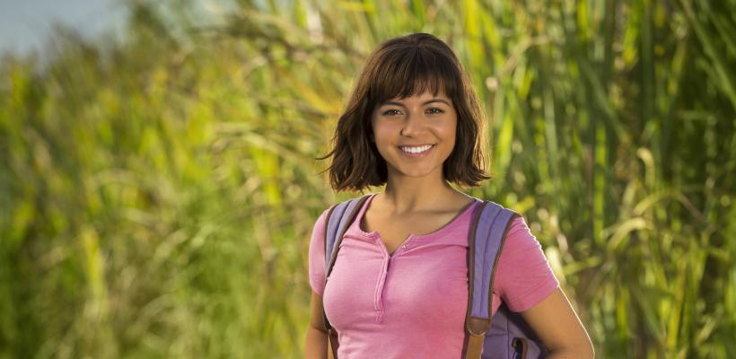 Dora la Exploradora: las mejores reacciones a la primera imagen del personaje