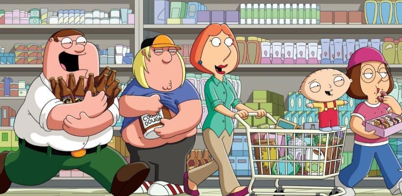 Family Guy La película contará con una mezcla de animación y acción en vivo