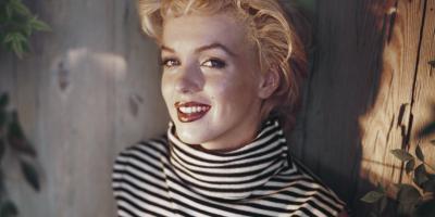 Descubren escena perdida de Marilyn Monroe desnuda