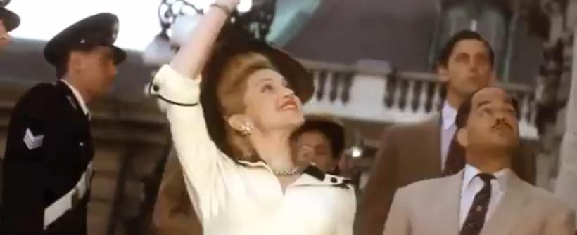 Evita - Tráiler