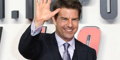 Tom Cruise es el favorito para ser el nuevo Linterna Verde