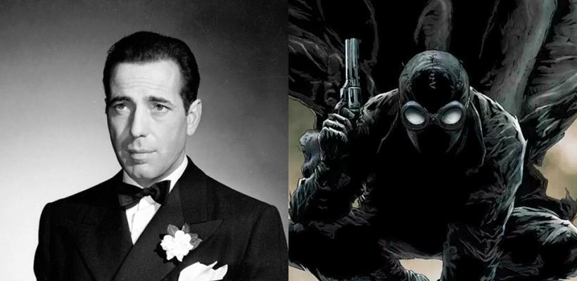 Spider-Man: Un Nuevo Universo | Nicolas Cage basará su personaje en Humphrey Bogart