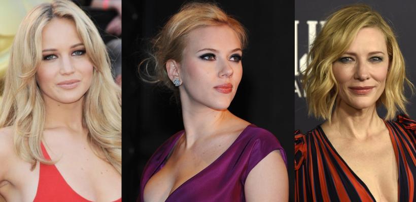 Scarlett Johansson encabeza la lista de Forbes de las actrices mejor pagadas