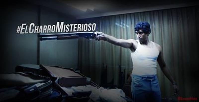 Fotografía Oficial de El Más Buscado (2014).