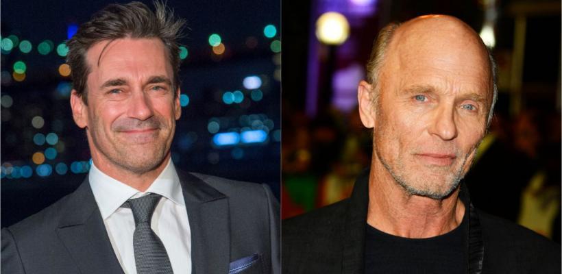 Top Gun: Maverick recluta a Jon Hamm y a Ed Harris