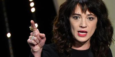 Asia Argento es despedida de X Factor Italia tras acusaciones de abuso sexual