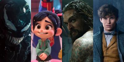 Las películas más esperadas de lo que resta de 2018