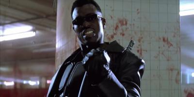 Wesley Snipes está trabajando con Marvel para volver a interpretar a Blade