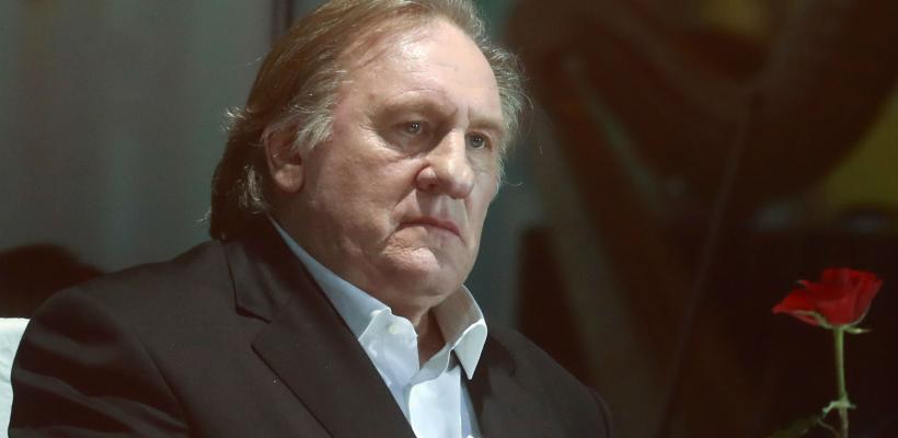 Gérard Depardieu se encuentra bajo investigación por presunto abuso sexual