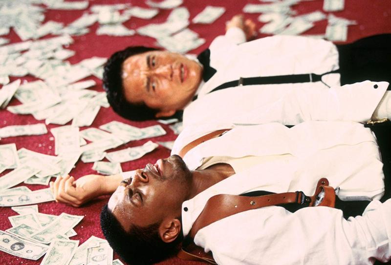 Jackie Chan y Chris Tucker - © 1998 - New Line Cinema