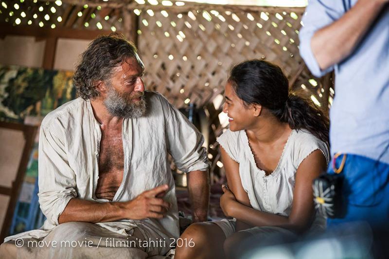 Gauguin: viaje a Tahití (2018)