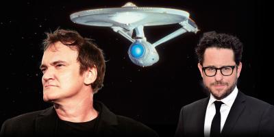 Quentin Tarantino quiere que su película de Star Trek tenga clasificación para adultos