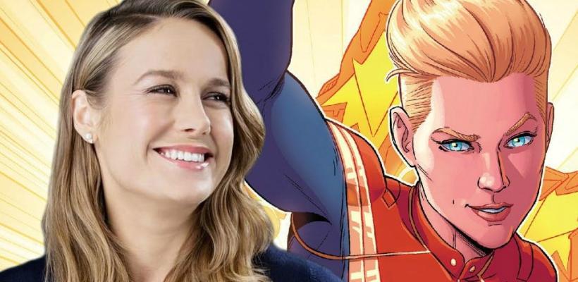 Capitana Marvel: Así entrena Brie Larson junto a Alison Brie