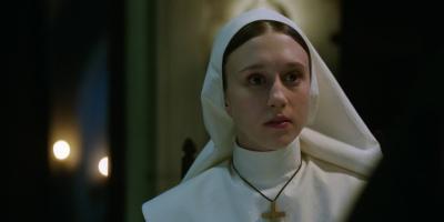 La Monja arrasa en taquilla y logra el mejor fin de semana de estreno para la franquicia