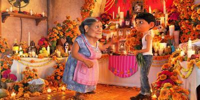 Coco volverá a los cines para Día de Muertos