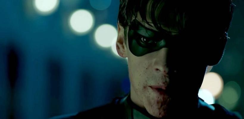 Titans: se revelan nuevas imágenes del episodio piloto