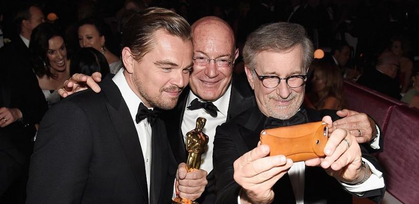 Steven Spielberg ha recibido más agradecimientos que Dios en la historia de los Premios Óscar