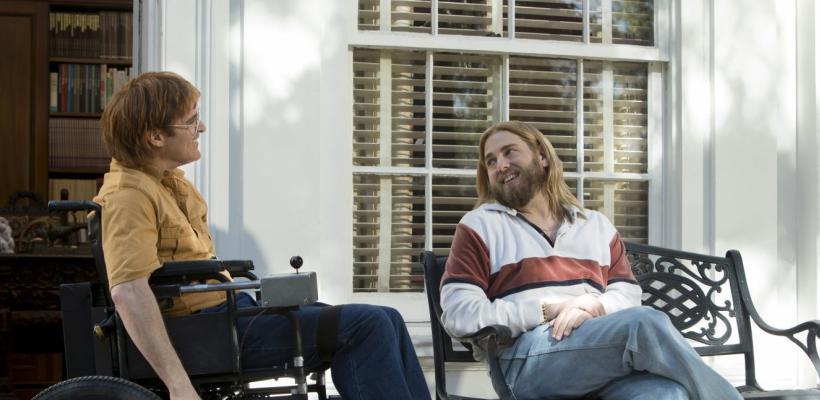 "Joaquin Phoenix revela que no querían producir su película sobre un hombre cuadripléjico por ser ""deprimente"""