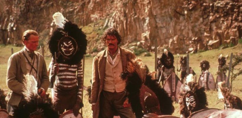 Videoteca Tomatazos | Las Montañas de la Luna (Mountains of the Moon, 1990)