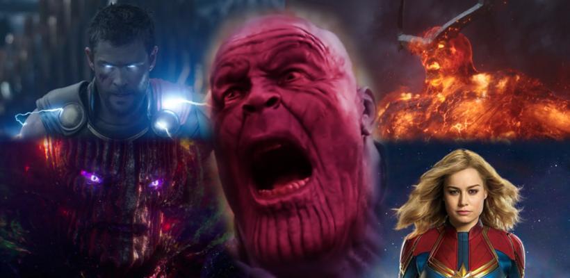 Personajes del Universo Cinematográfico de Marvel capaces de vencer a Thanos